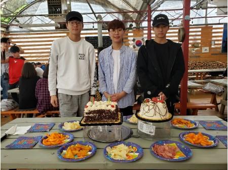 2019년 5월 생일파티